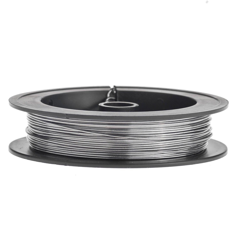Nichrome Ni80 Wire – 10ft – Premium eJuice USA